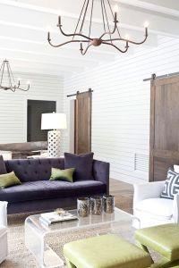 Classic & modern farmhouse living room   Living   Pinterest