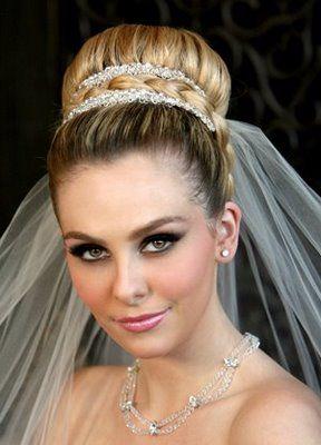 high bun wedding hair hair updos pinterest