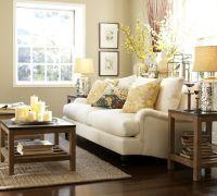 Pottery Barn | My living room inspiration | Pinterest