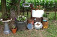 Pinterest Rustic Country Garden Ideas Photograph   Rustic Ya