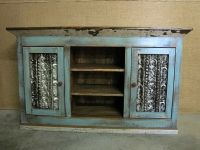 Unique Media Console / TV Cabinet with Storage in ...