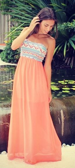 Maxi from Saved by the Dress. Learn how to win this dress! http://savedbythedress.com/pin/