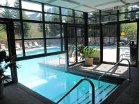 Indoor Outdoor Pool | Dream Home | Pinterest