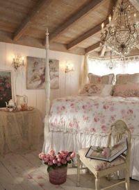 Rustic Romantic bedroom | {Cottage} Love | Pinterest