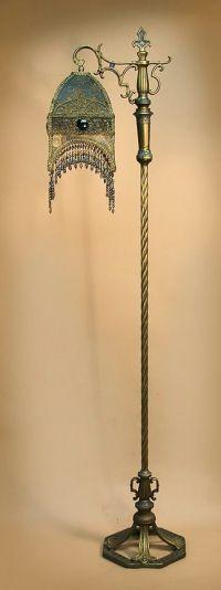 Bohemian floor lamp | lighting | Pinterest