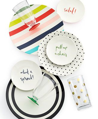 Kate Spade new york Melamine Collection