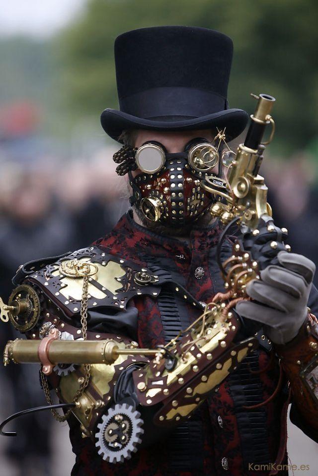 #Steampunk    repinned by www.etsy.com/shop/EtinifniCreations #steampunk - ☮k☮