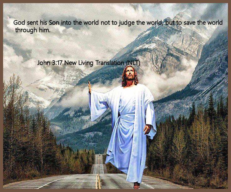 JOHN 3.17