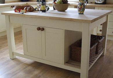 Cheap Kitchen Island Legs
