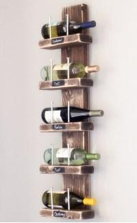 Wine Rack #homemade | Hablando de Vinos | Pinterest