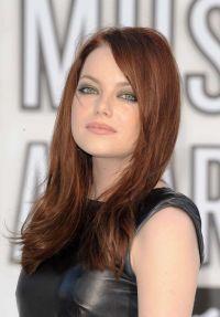 Emma Stone hair color | Hair Crush | Pinterest