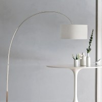 Overarching Floor Lamp // west elm