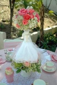 Bridal shower centerpiece | Lets Party | Pinterest