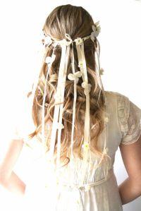 Bohemian bridal veil, Wedding hair accessories, Bridal ...