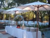 outdoor buffet table | Parties | Pinterest