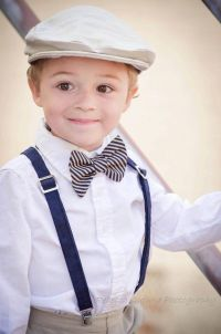 Boys Bow tie, Boys Bowtie, Boys Bowtie and Suspender Set ...