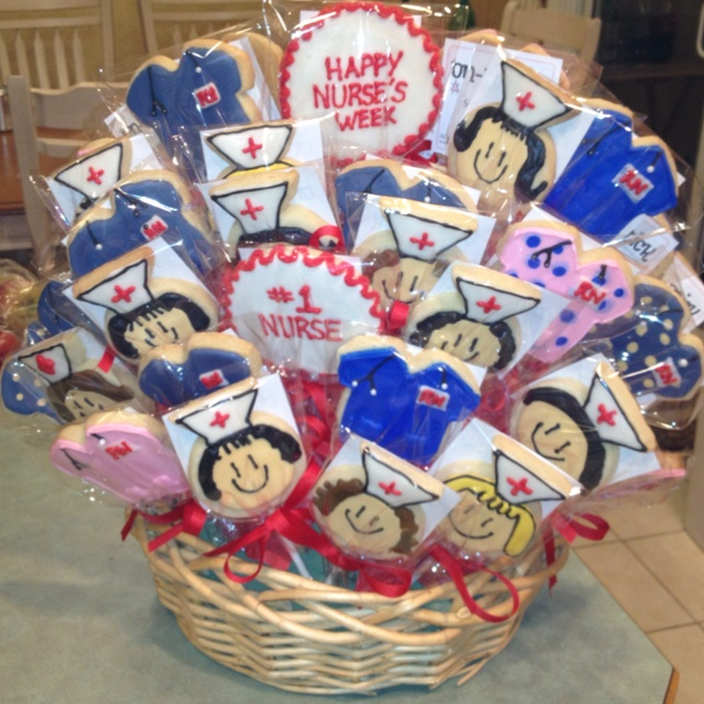Craft Week Nurses Ideas