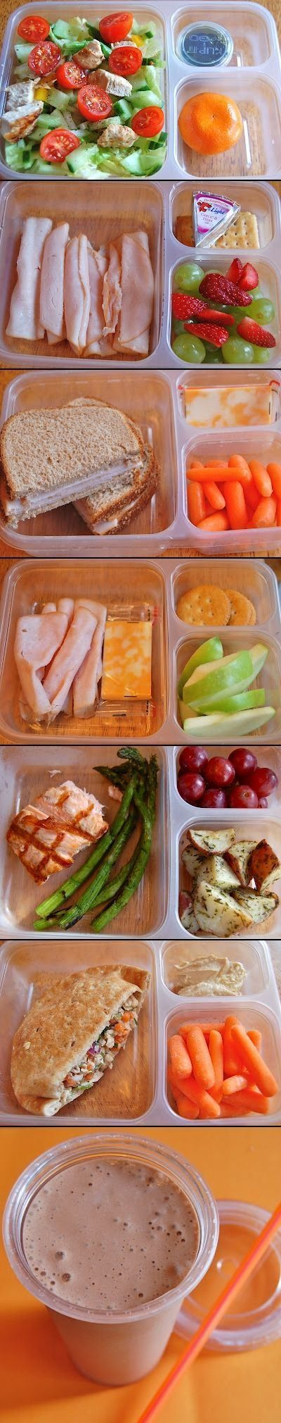 211598882466096369 Ideas For Packing A Delicious, Healthy Lunch.