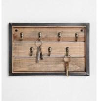 Wooden Key Holder   Crafts   Pinterest