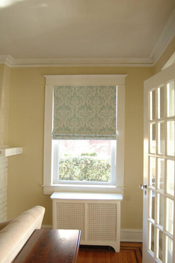 Fabric Roman Shades 2017  Grasscloth Wallpaper