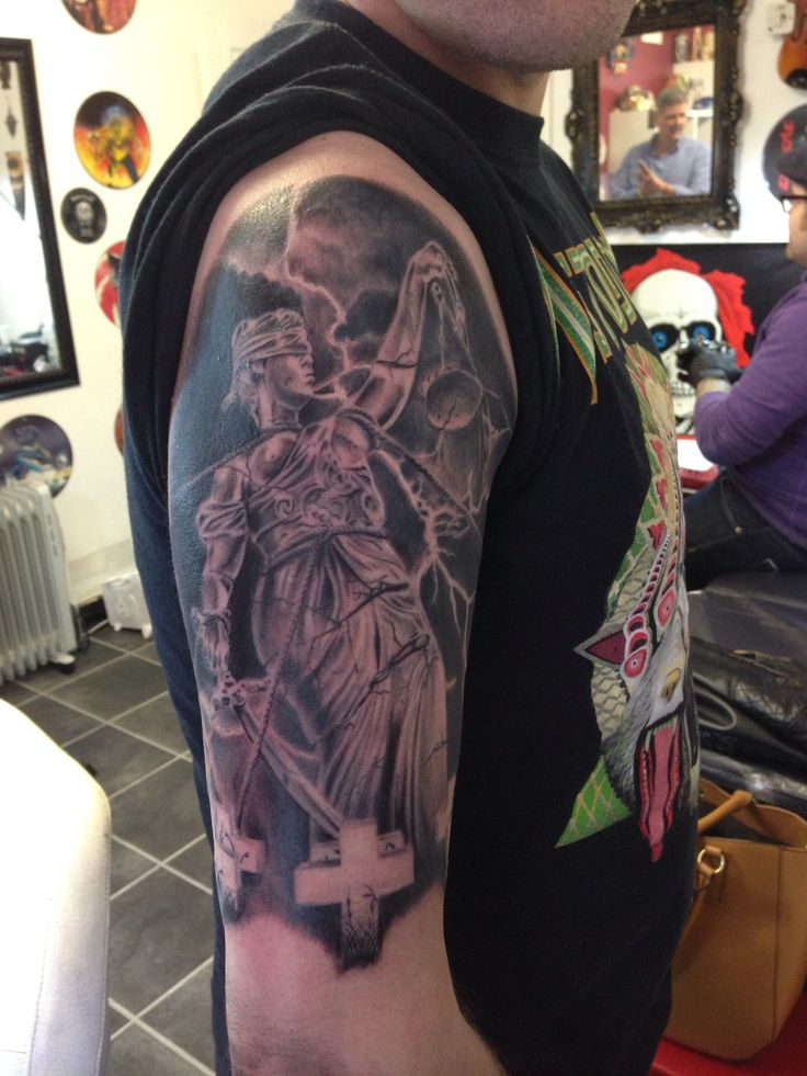 Metallica And Justice All Tattoo
