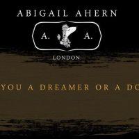 アビゲイルのブログから:あなたは「夢を持った人」なのか「実行の人」なのか。何かやろうとしている人へのメッセージ。