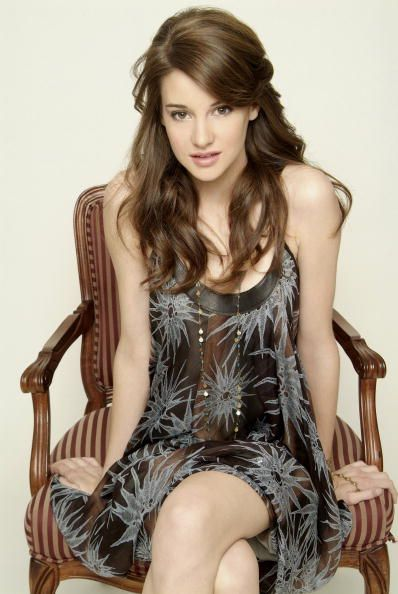 Shailene Woodley. She is beautiful