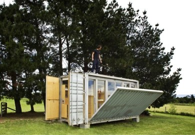 Container Homes In New Zealand Pinterest