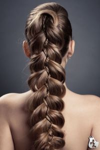 #Hairstyle Complicated braid | Hair Flair | Pinterest