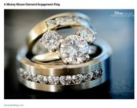 Sweet! Mickey Mouse engagement ring! | Mickey Mouse ...