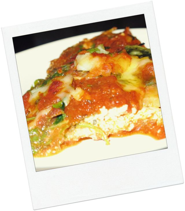 Vegetable Lasagne With No Noodles  Yummy Heathly yes