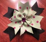 handmade hair bow creations