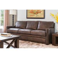 Bruno Italian Leather Sofa - Sam's Club | For the Home ...