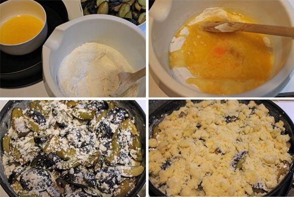 Arabellas Pflaumenkuchen
