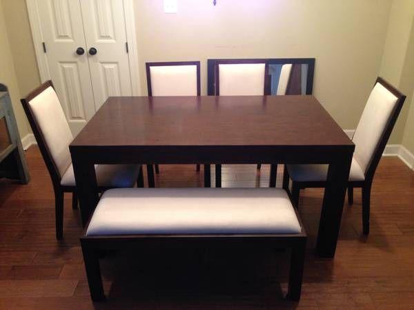 dining room table set  450 Cordova  Craigslist