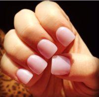 Short baby pink acrylic nails   Nails   Pinterest