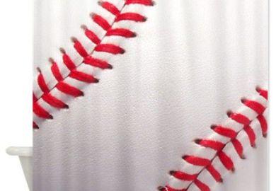 Baseball Themed Bathroom Accessories