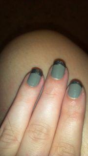 medium nail design