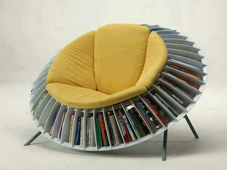 Unique and Cool Reading Chairs Design  Product