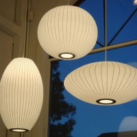 george-nelson-bubble-lamp- | L is for light and lamps ...