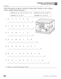Carson Dellosa Math Worksheets Pictures to Pin on ...