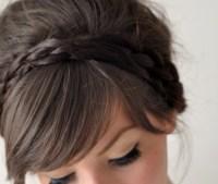 braid band | hair (obviously, I love braids) | Pinterest