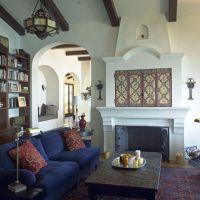 Spanish fireplace | Mediterranean & Spanish Style ...