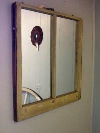 Window Frame: Window Frame With Mirror