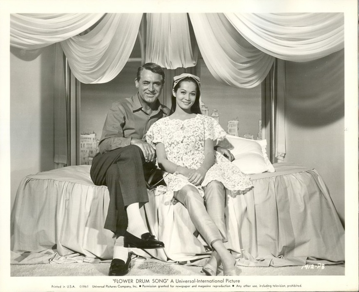 Cary Grant & Nancy Kwan: Flower Drum Song