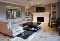 help me decorate my living room :-) | house stuff | Pinterest