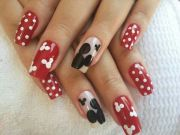 mickey mouse nail art 2015 - reasabaidhean