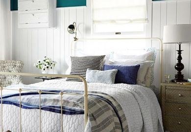 Country Bedrooms
