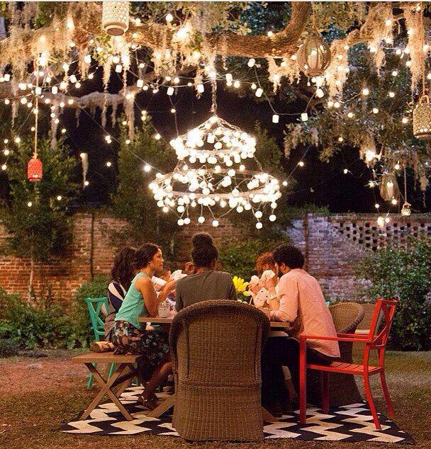 Garden Outdoor Lights