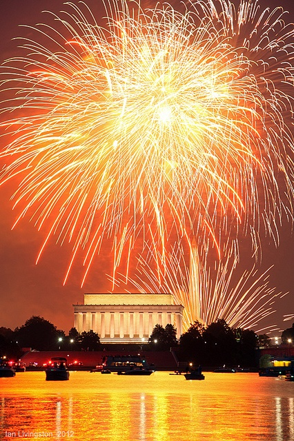 Washington, DC - 4th of July fireworks